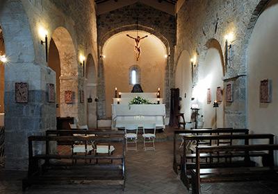 Risultati immagini per foto Pieve di San Sigismondo